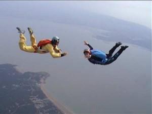 stage pac davy parachutisme en aquitaine, pau, la réole, mimizan