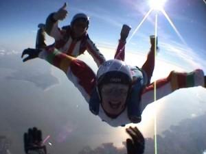 1er saut pac davy parachutisme