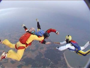 initiation pac davy parachutisme