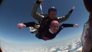 bapteme en tandem parachute davy parachutisme