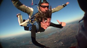 saut en parachute tandem davy parachutisme